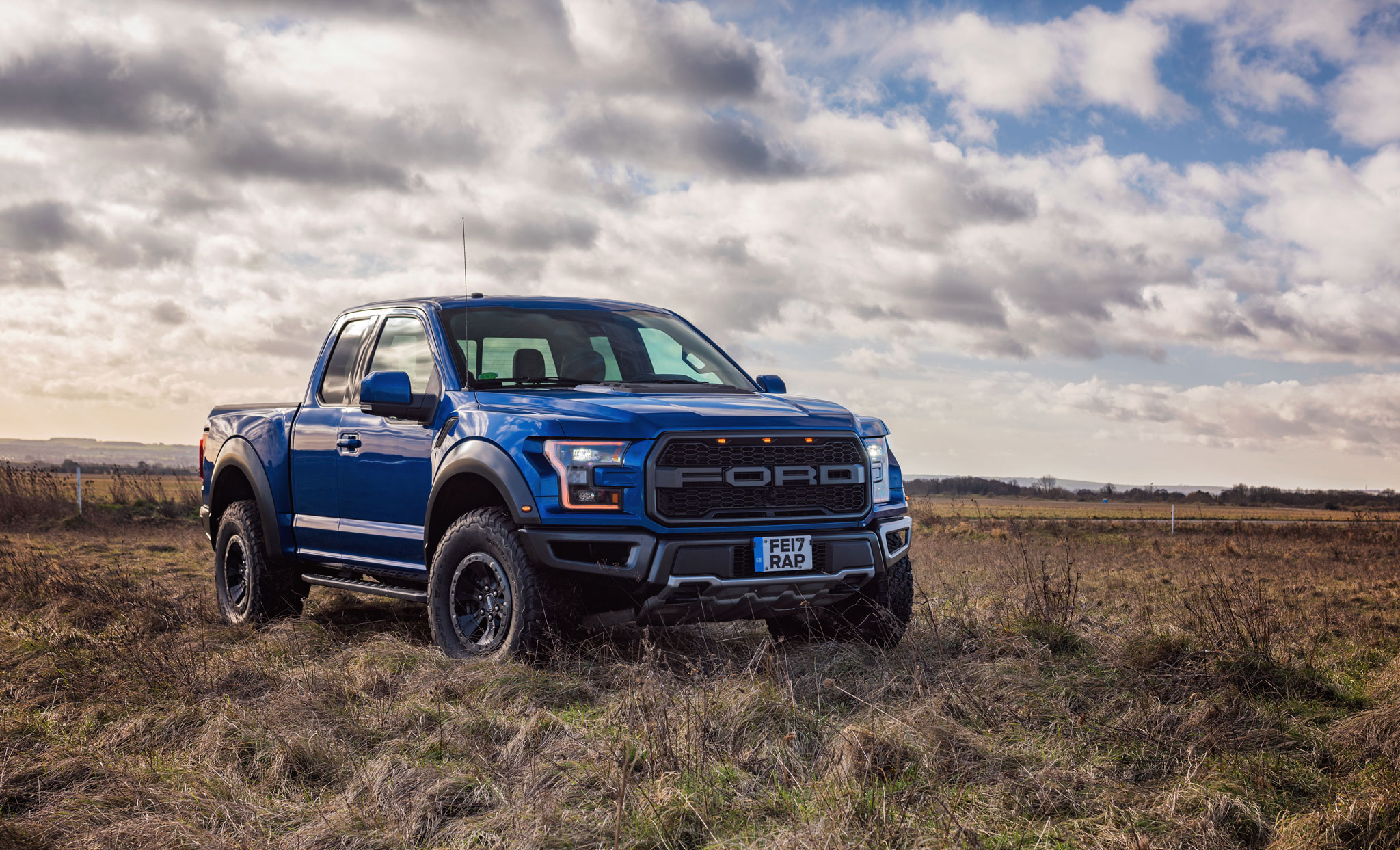 Ford Raptor car photography by DeanWrightAutomotive