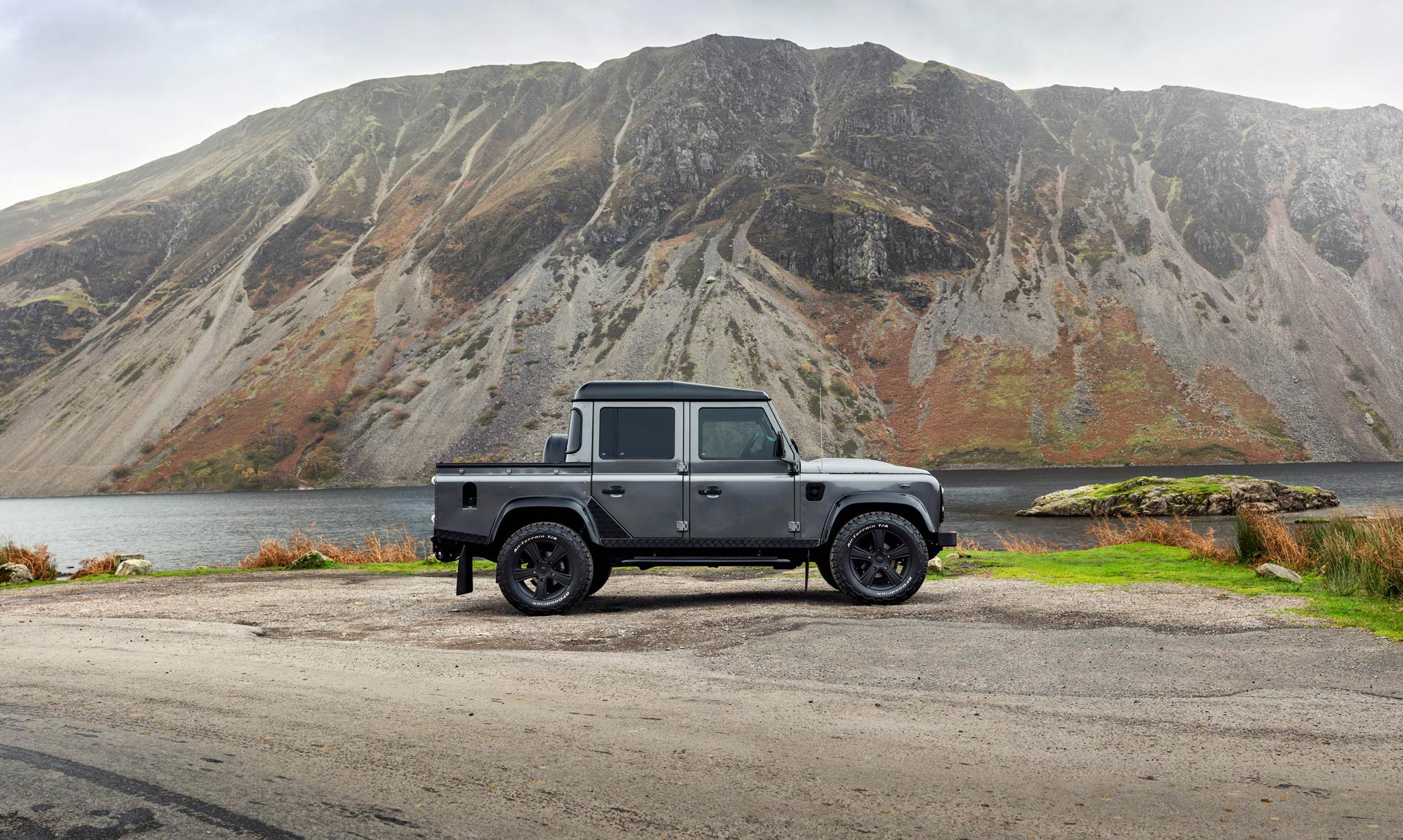 Bespoke Defender 4x4 photography shot by Dean Wright