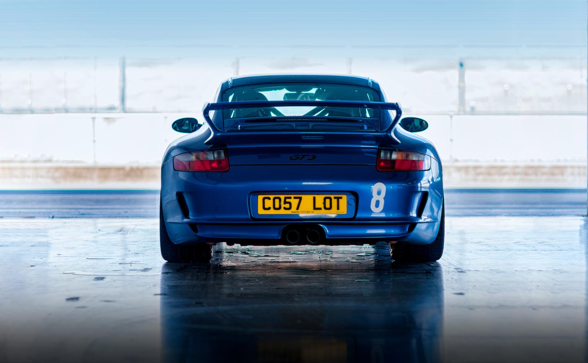 Porsche Motorsport Photography by automotive Photographer Dean Wright Automotive
