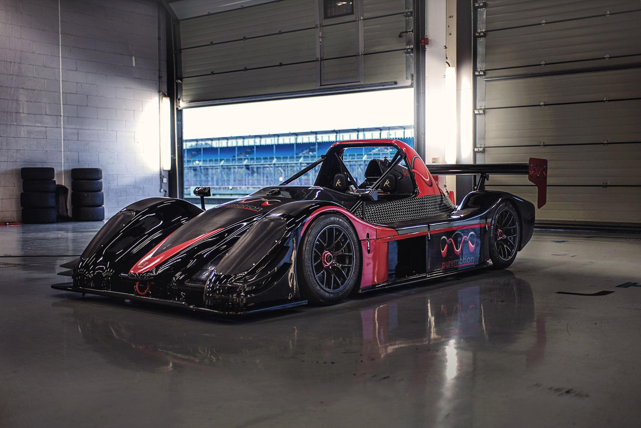 Radical Motorsport Photography by automotive Photographer Dean Wright Automotive