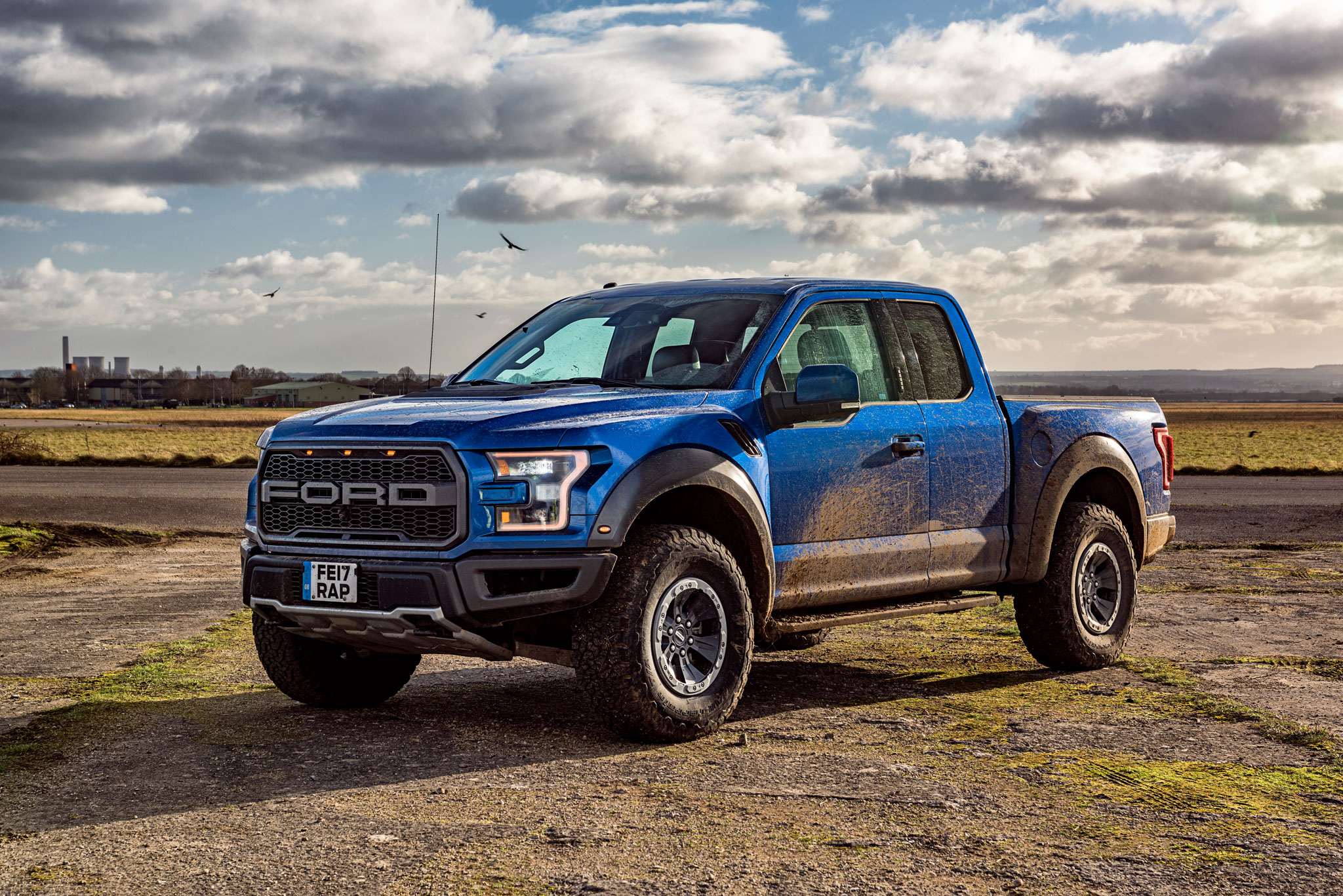 Ford Raptor photography by Dean Wright Automotive