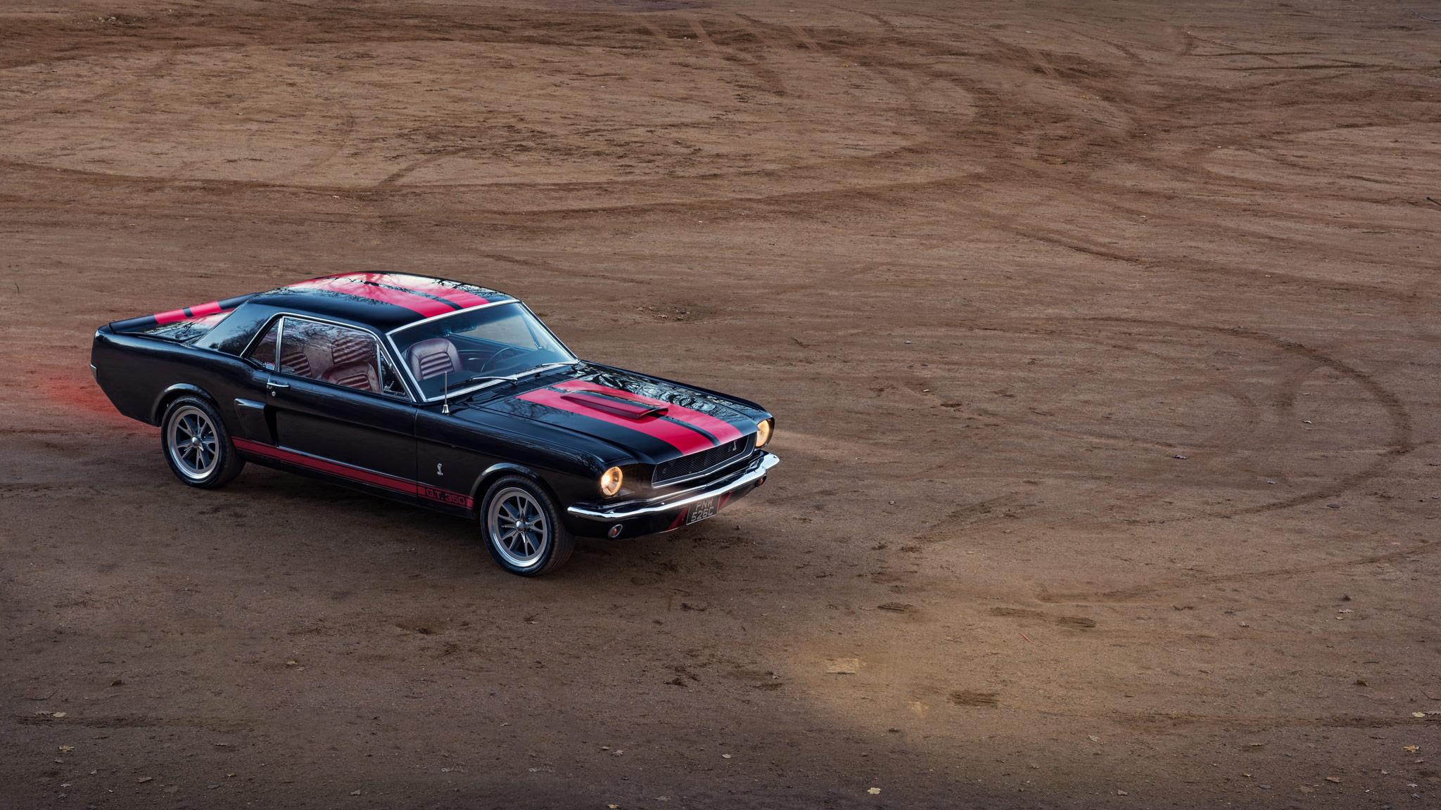 Love Classics Mustang GT350 Classic Car Photography Dean Wright Automotive