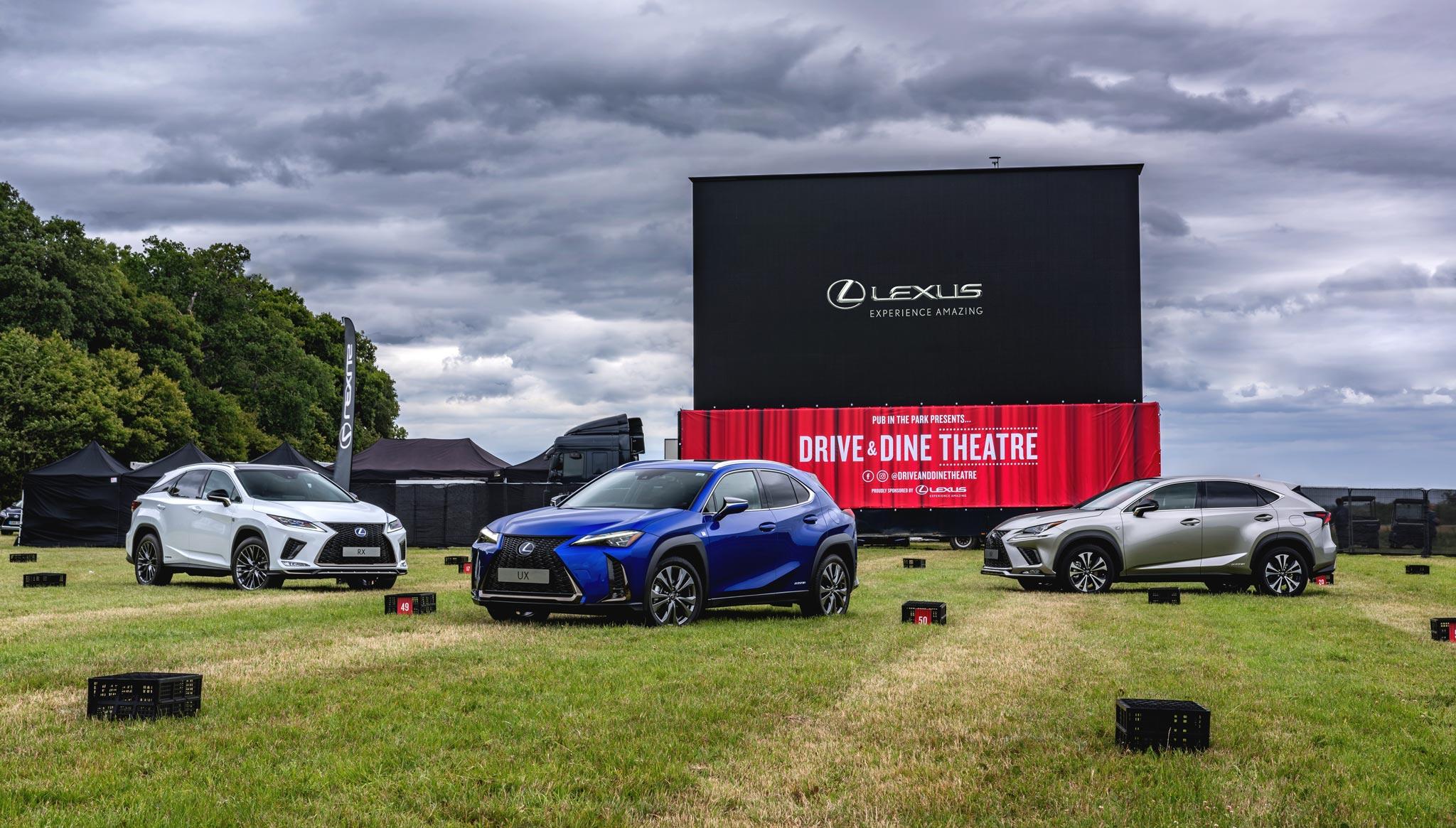 Lexus Event Photography by automotive photographer Dean Wright